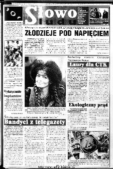 Słowo Ludu 1998 R.LVIII, nr 50