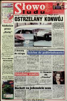 Słowo Ludu 1998 R.LVIII, nr 71