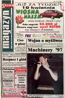Słowo Ludu 1998 R.LVIII, nr 79 (magazyn)