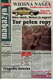 Słowo Ludu 1998 R.LVIII, nr 89 (magazyn)