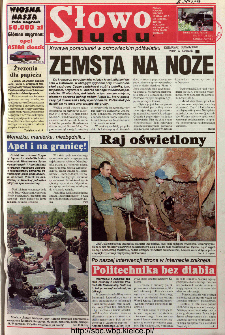 Słowo Ludu 1998 R.LVIII, nr 114