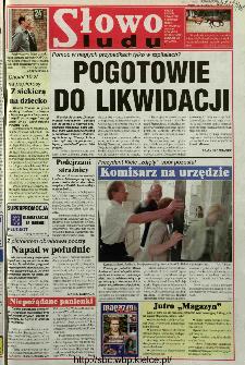 Słowo Ludu 1998 R.LVIII, nr 181