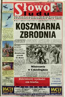 Słowo Ludu 1998 R.LVIII, nr 201 (Kielce(...)Włoszczowa)