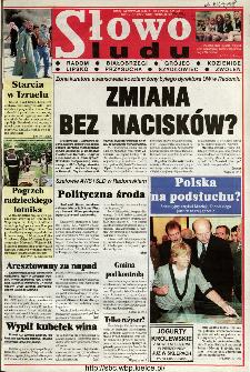 Słowo Ludu 1998 R.LVIII, nr 227 (Radom(...)Zwoleń)