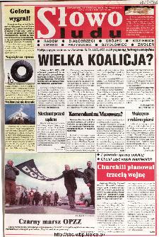 Słowo Ludu 1998 R.LVIII, nr 230 (Radom(...)Zwoleń)
