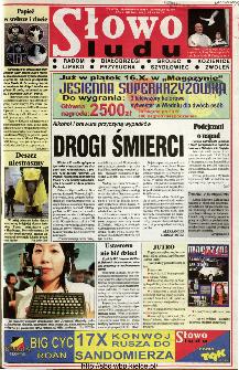 Słowo Ludu 1998 R.LVIII, nr 240 (Radom(...)Zwoleń)