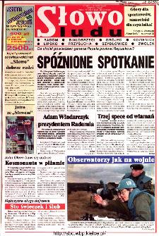 Słowo Ludu 1998 R.LVIII, nr 256 (Radom(...)Zwoleń)