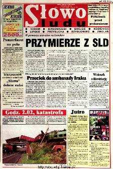 Słowo Ludu 1998 R.LVIII, nr 258 (Radom(...)Zwoleń)