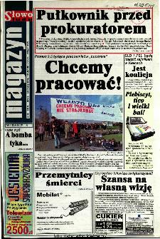 Słowo Ludu 1998 R.LVIII, nr 259 (magazyn)