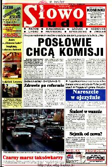 Słowo Ludu 1998 R.LVIII, nr 272 (Radom(...)Zwoleń)