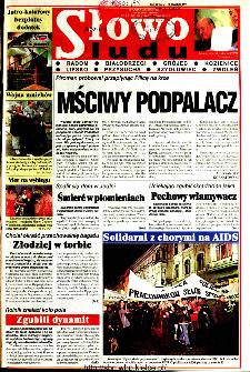 Słowo Ludu 1998 R.LVIII, nr 279 (Radom(...)Zwoleń)