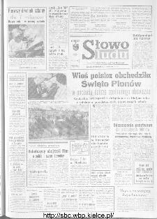 Słowo Ludu : organ Komitetu Wojewódzkiego Polskiej Zjednoczonej Partii Robotniczej, 1973, R.XXIV, nr 246