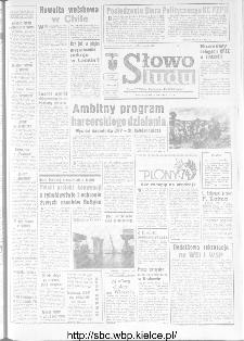 Słowo Ludu : organ Komitetu Wojewódzkiego Polskiej Zjednoczonej Partii Robotniczej, 1973, R.XXIV, nr 255