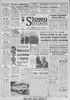 Słowo Ludu : organ Komitetu Wojewódzkiego Polskiej Zjednoczonej Partii Robotniczej, 1973, R.XXIV, nr 277