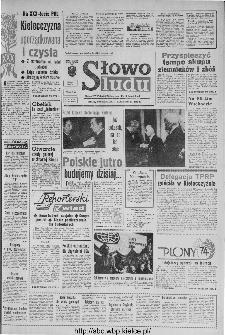 Słowo Ludu : organ Komitetu Wojewódzkiego Polskiej Zjednoczonej Partii Robotniczej, 1973, R.XXIV, nr 288