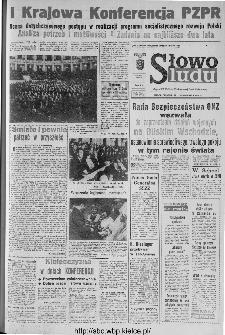 Słowo Ludu : organ Komitetu Wojewódzkiego Polskiej Zjednoczonej Partii Robotniczej, 1973, R.XXIV, nr 296