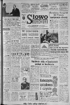 Słowo Ludu : organ Komitetu Wojewódzkiego Polskiej Zjednoczonej Partii Robotniczej, 1973, R.XXIV, nr 301