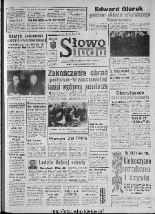 Słowo Ludu : organ Komitetu Wojewódzkiego Polskiej Zjednoczonej Partii Robotniczej, 1973, R.XXIV, nr 303