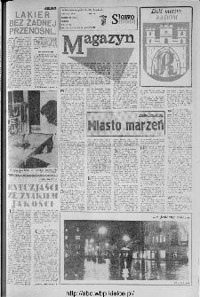 Słowo Ludu : organ Komitetu Wojewódzkiego Polskiej Zjednoczonej Partii Robotniczej, 1973, R.XXIV, nr 307 (magazyn)