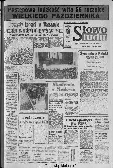 Słowo Ludu : organ Komitetu Wojewódzkiego Polskiej Zjednoczonej Partii Robotniczej, 1973, R.XXIV, nr 311