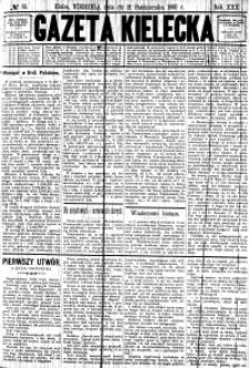 Gazeta Kielecka, 1900, R.31, nr 49