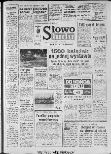 Słowo Ludu : organ Komitetu Wojewódzkiego Polskiej Zjednoczonej Partii Robotniczej, 1973, R.XXIV, nr 322