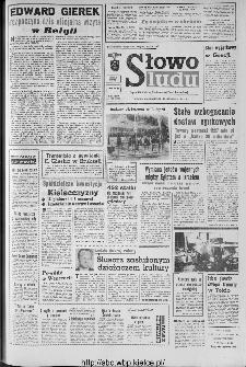 Słowo Ludu : organ Komitetu Wojewódzkiego Polskiej Zjednoczonej Partii Robotniczej, 1973, R.XXIV, nr 323