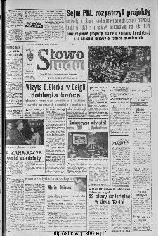 Słowo Ludu : organ Komitetu Wojewódzkiego Polskiej Zjednoczonej Partii Robotniczej, 1973, R.XXIV, nr 327