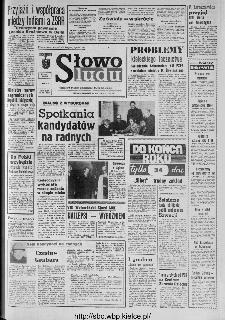 Słowo Ludu : organ Komitetu Wojewódzkiego Polskiej Zjednoczonej Partii Robotniczej, 1973, R.XXIV, nr 331