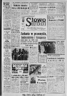Słowo Ludu : organ Komitetu Wojewódzkiego Polskiej Zjednoczonej Partii Robotniczej, 1973, R.XXIV, nr 333