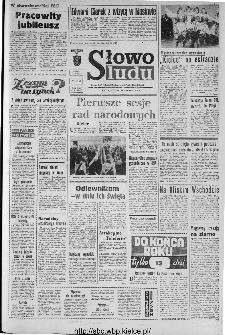 Słowo Ludu : organ Komitetu Wojewódzkiego Polskiej Zjednoczonej Partii Robotniczej, 1973, R.XXIV, nr 352