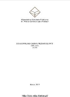 Staropolski Okręg Przemysłowy. Bibliografia (wybór)