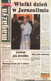 Słowo Ludu 2000 R.LI, nr 71 (magazyn)