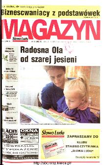 Słowo Ludu 2000 R.LI, nr 273 (magazyn)