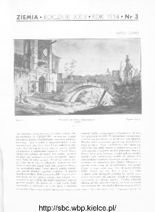Ziemia : ilustrowany miesięcznik 1934, R.XXIV, nr 3