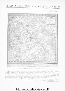 Ziemia : ilustrowany miesięcznik 1934, R.XXIV, nr 9