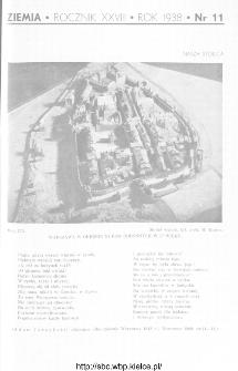 Ziemia : ilustrowany miesięcznik krajoznawczy 1938, R.XXVIII, nr 11