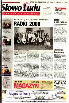 Słowo Ludu 2000 R.LI, nr 250