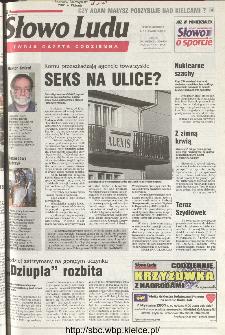 Słowo Ludu 2001 R.LII, nr 5