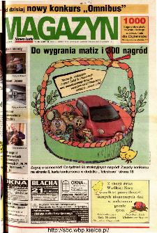 Słowo Ludu 2001 R.LII, nr 88 (magazyn)