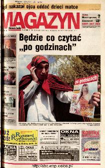 Słowo Ludu 2001 R.LII, nr 108 (magazyn)
