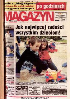 Słowo Ludu 2001 R.LII, nr 126 (magazyn)