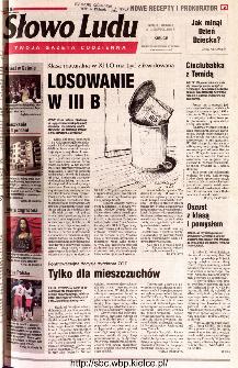 Słowo Ludu 2001 R.LII, nr 127