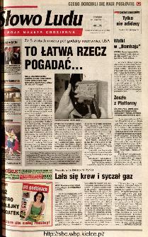 Słowo Ludu 2001 R.LII, nr 160