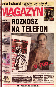 Słowo Ludu 2001 R.LII, nr 267 (magazyn)