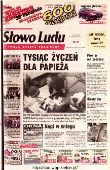 Słowo Ludu 2001 R.LII, nr 275