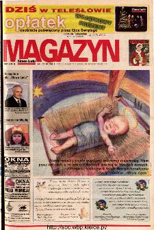 Słowo Ludu 2001 R.LII, nr 299 (magazyn)