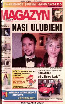 Słowo Ludu 2002 R.LIV, nr 15 (magazyn)