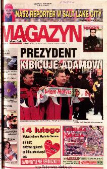 Słowo Ludu 2002 R.LIV, nr 33 (magazyn)