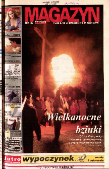 Słowo Ludu 2002 R.LIV, nr 79 (magazyn)